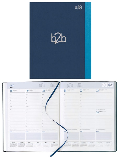 Duo Management Desk Diary