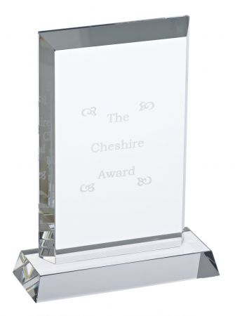 Cheshire Crystal Award