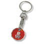 BEST SELLER! The NEW £1 Coin Trolley Coin Keyring